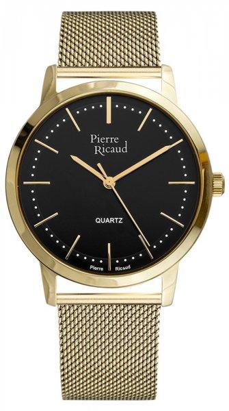 Zegarek męski Pierre Ricaud męskie P91091.1114Q - duże 1