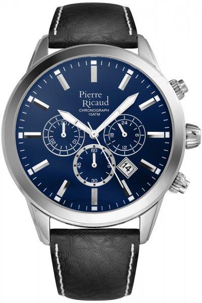 Zegarek Pierre Ricaud P97010.5215CH - duże 1