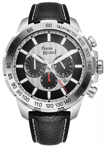 P97236.5217CH - zegarek męski - duże 3