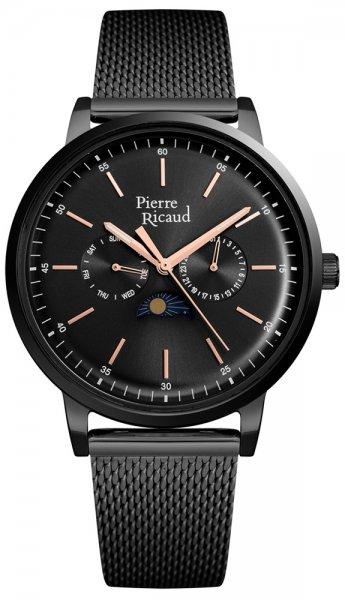 Zegarek męski Pierre Ricaud męskie P97258.B1R4QF - duże 3