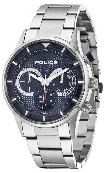 Zegarek męski Police bransoleta PL.14383JS-03M - duże 1