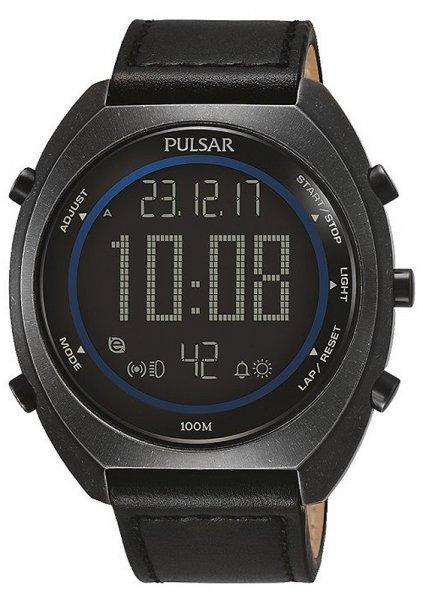 Zegarek Pulsar P5A031X1 - duże 1