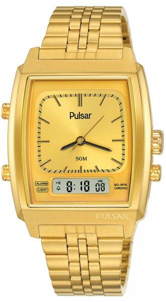 Zegarek Pulsar PBK036X2 - duże 1