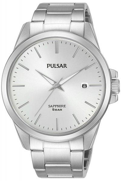 Zegarek męski Pulsar klasyczne PS9635X1 - duże 1