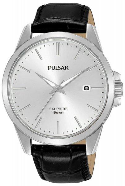 Zegarek męski Pulsar klasyczne PS9643X1 - duże 1