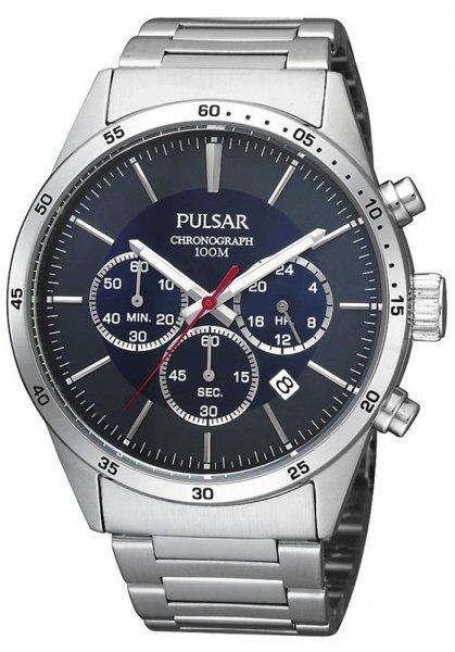 Zegarek męski Pulsar sport PT3003X1 - duże 1