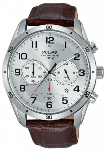 Zegarek Pulsar PT3817X1 - duże 1