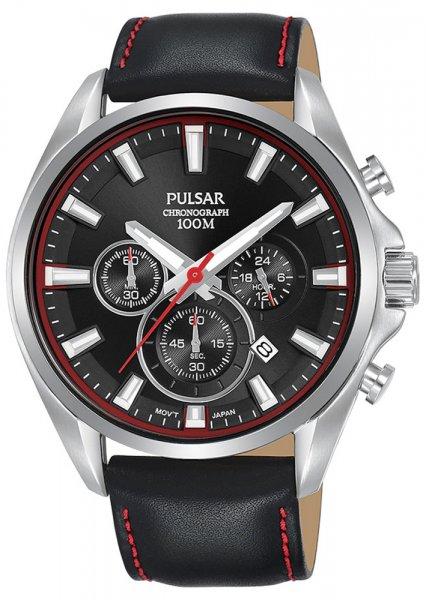 Zegarek Pulsar PT3A27X1 - duże 1