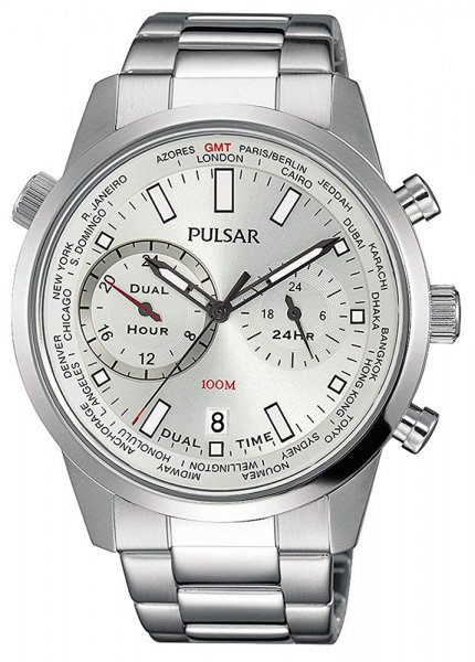Zegarek Pulsar PY7001X1 - duże 1