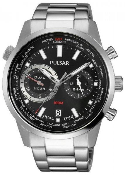Zegarek Pulsar PY7005X1 - duże 1