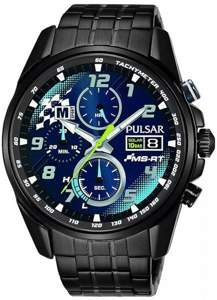 Zegarek Pulsar PZ6037X2 - duże 1