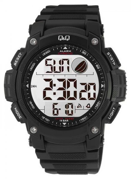 Zegarek QQ M119-001 - duże 1