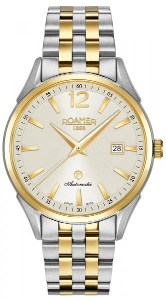 Zegarek Roamer  550660 47 35 50 - duże 1