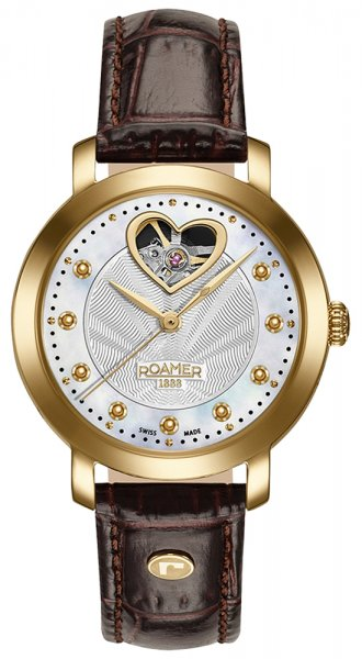 Zegarek Roamer  556661 48 19 05 - duże 1