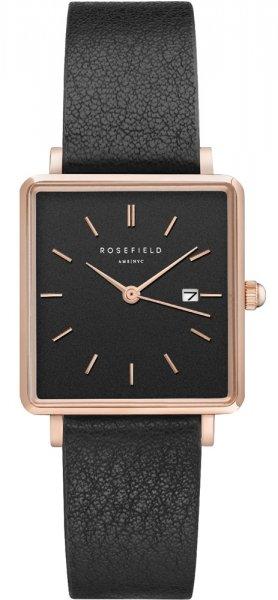 Zegarek damski Rosefield boxy QBBR-Q10 - duże 3