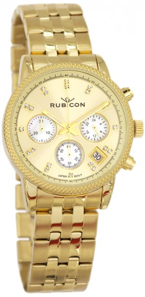 Rubicon RNBD06GIGM03AX Bransoleta