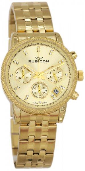 Zegarek Rubicon RNBD06GIGX03AX - duże 1