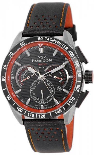 Zegarek Rubicon RNCD55SIBR05BX - duże 1