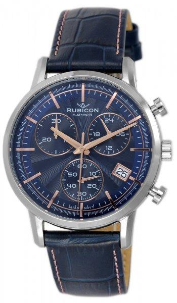 Zegarek Rubicon RNCD99SIDZ05BX - duże 1