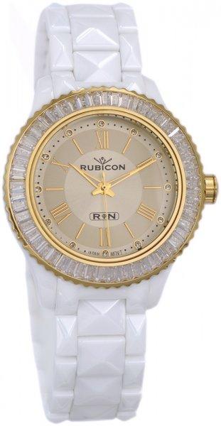 Zegarek Rubicon RNPD25TWGX03BX - duże 1