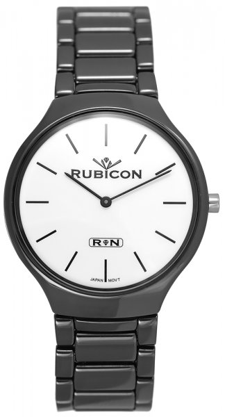 Zegarek Rubicon RNPD28BISX03BX - duże 1