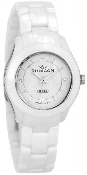 Zegarek Rubicon RNPD37TISS03BX - duże 1