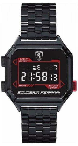 Zegarek Scuderia Ferrari SF 0830704 - duże 1