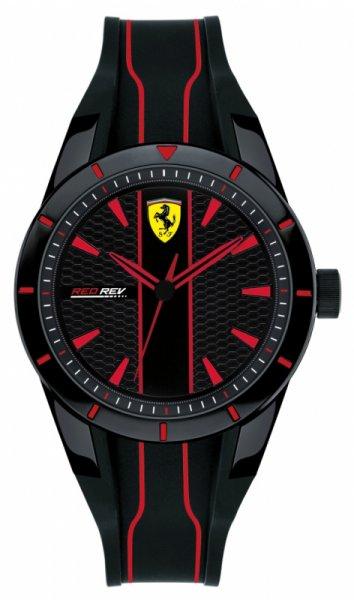 Zegarek Scuderia Ferrari SF 0830479 - duże 1