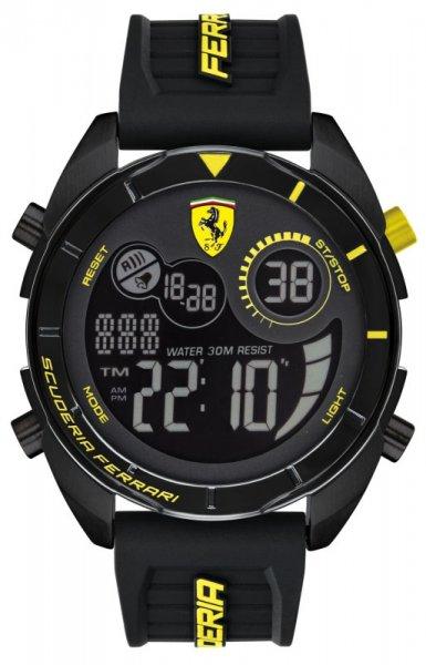Zegarek Scuderia Ferrari SF 0830552 - duże 1