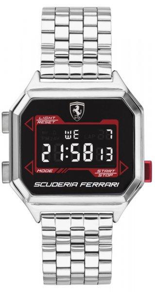 Zegarek Scuderia Ferrari SF 0830703 - duże 1