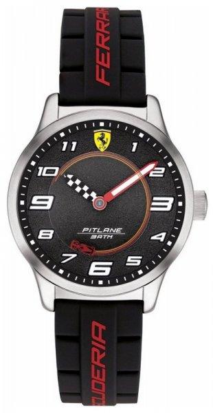 Scuderia Ferrari SF 860012 Pitlane