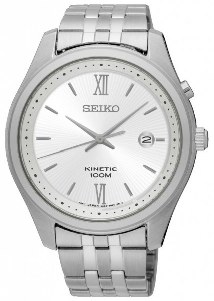 Zegarek Seiko SKA767P1 - duże 1