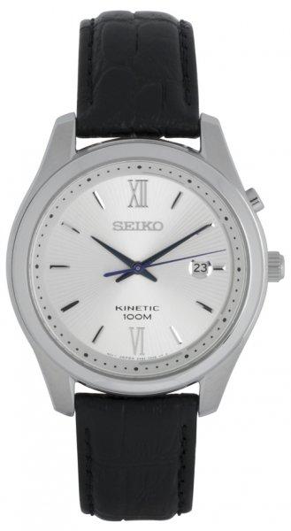 Zegarek męski Seiko kinetic SKA771P1 - duże 1