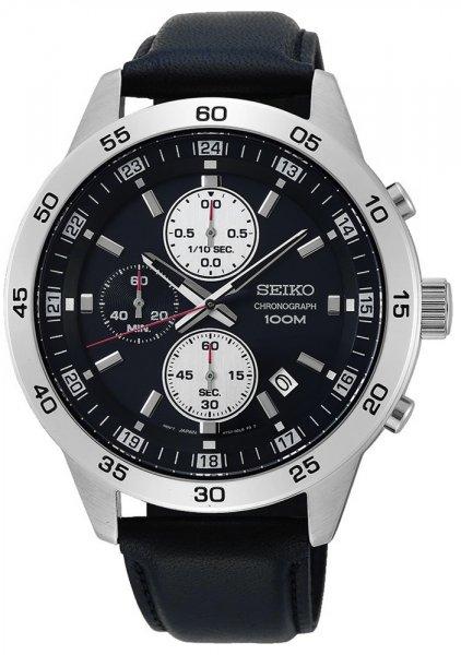 Zegarek Seiko SKS649P1 - duże 1