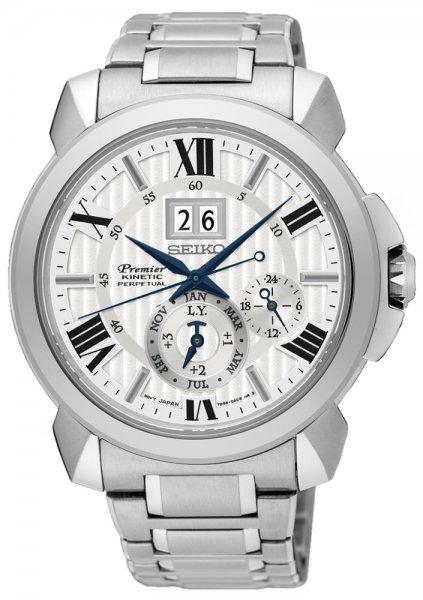 SNP139P1 - zegarek męski - duże 3