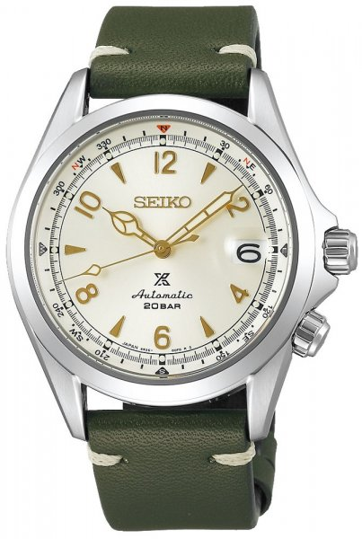 Zegarek Seiko SPB123J1 - duże 1