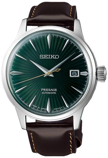 SRPD37J1 - zegarek męski - duże 3