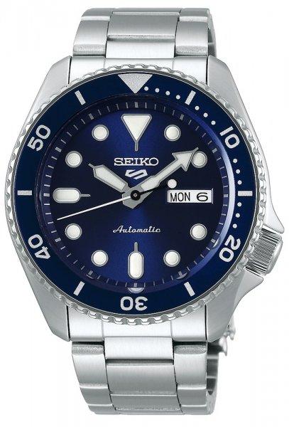 Zegarek męski Seiko sports automat SRPD51K1 - duże 1