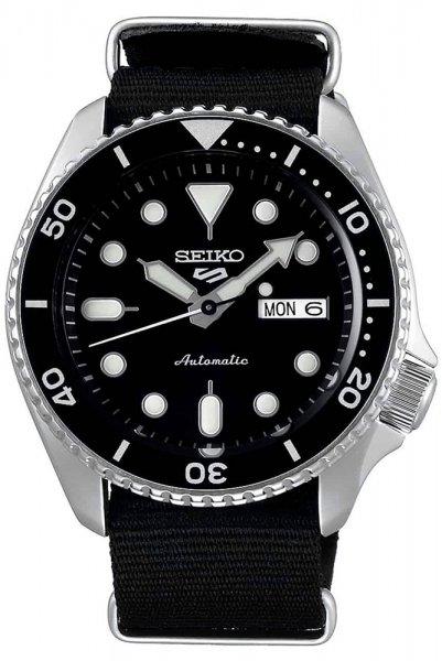 Zegarek Seiko SRPD55K3 - duże 1