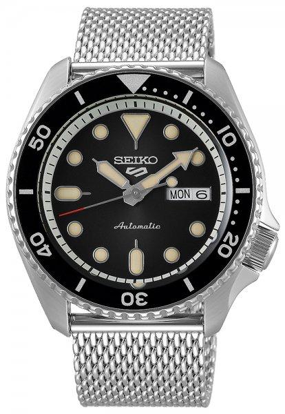 Zegarek Seiko SRPD73K1 - duże 1