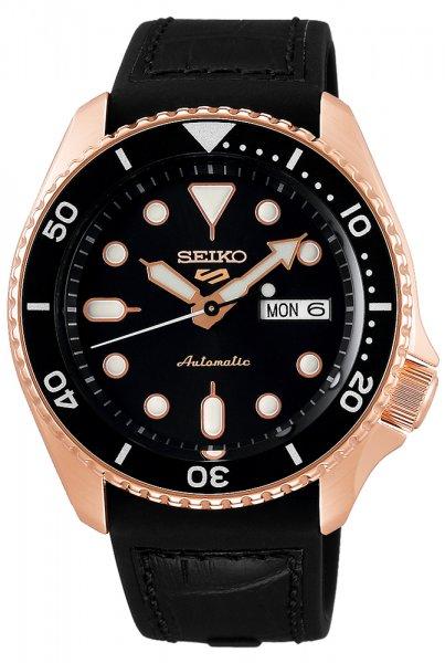 Zegarek Seiko SRPD76K1 - duże 1