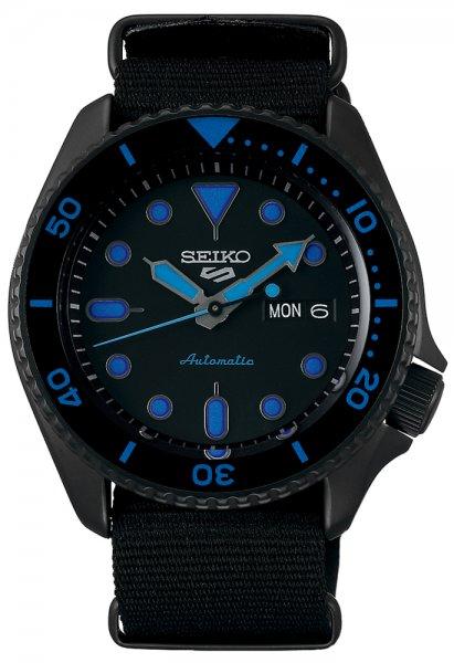 Zegarek Seiko SRPD81K1 - duże 1