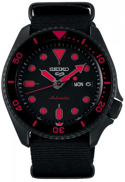 Zegarek Seiko SRPD83K1 - duże 1
