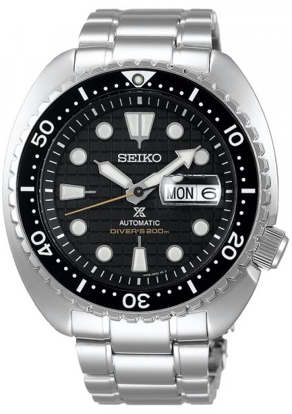 Zegarek Seiko SRPE03K1 - duże 1