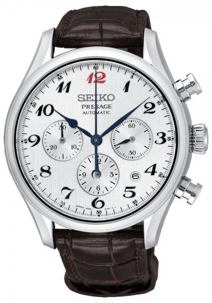Zegarek Seiko SRQ025J1 - duże 1