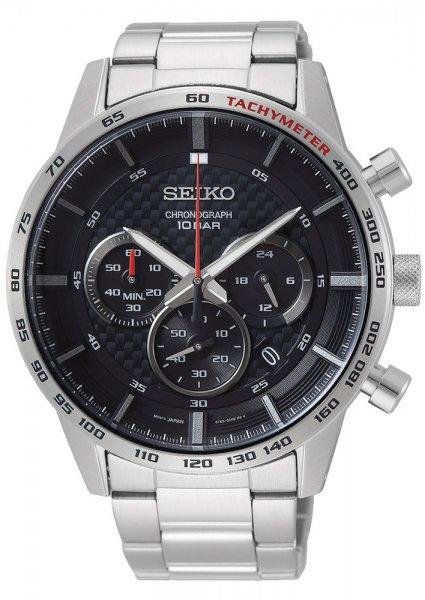 SSB355P1 - zegarek męski - duże 3