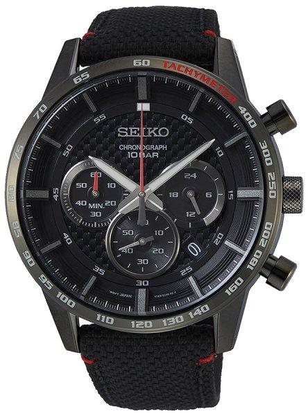 Zegarek Seiko SSB359P1 - duże 1