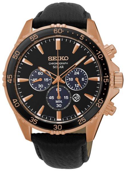 Zegarek Seiko SSC448P1 - duże 1