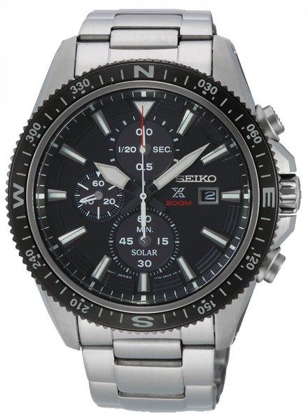 Zegarek Seiko SSC705P1 - duże 1