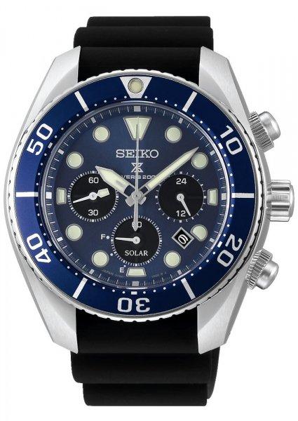 SSC759J1 - zegarek męski - duże 3